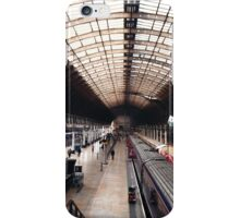 London Platform iPhone Case/Skin