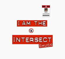 """I Am The Intersect"" - Chuck  T-Shirt"