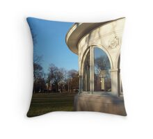 A Home On the Park Throw Pillow