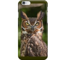 Awesome Owl iPhone Case/Skin