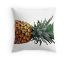 Pineaple tumblr inspired print Throw Pillow