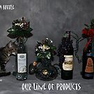 Line of products . by CanyonWind