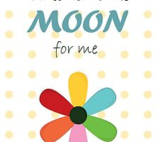 Take her to the moon for me by ASCasanova