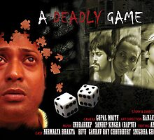 """""""a deadly game""""a short film by ranjay"""