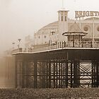 Brighton Pier by mikebov