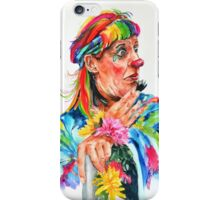 Surprised and funny iPhone Case/Skin