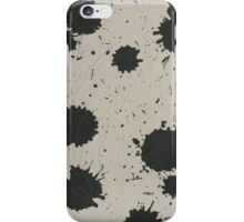 spotted creation iPhone Case/Skin
