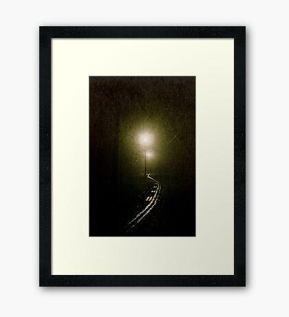 A London Particular Framed Print