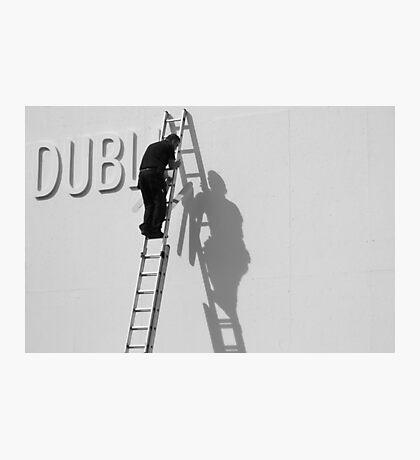 Dubli-N Man Photographic Print