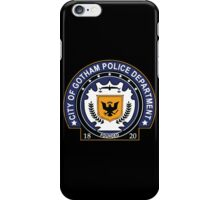 Gotham City Police Department – GCPD, Batman iPhone Case/Skin