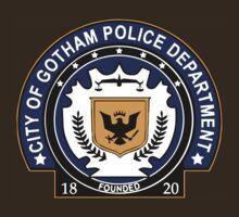 Gotham City Police Department – GCPD, Batman by fandemonium