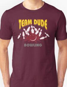 The Dude Bowling T-Shirt T-Shirt