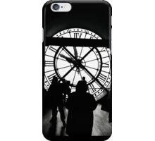 Behind the Times iPhone Case/Skin