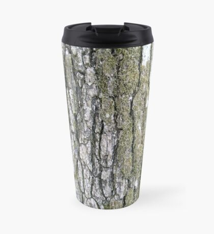 Lichen Bark  Travel Mug