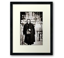 OnePhotoPerDay Series: 363 by L. Framed Print