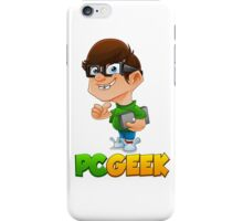 PC Geek iPhone Case/Skin