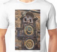 †† Prague Astronomical Clock †† Unisex T-Shirt