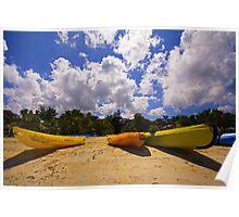Banana Boats Poster
