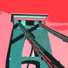 BRISTOL SUSPENSION BRIDGE  by gailflipper