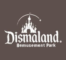 Dismaland Bemusement Park shirt – Banksy by fandemonium