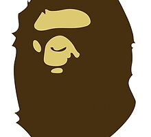 bathing ape1 by goldney09