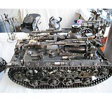 Daemon tank  Photographic Print