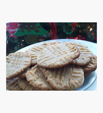 Holiday Cookies Photographic Print