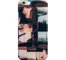 Mixed Media Collage 11 iPhone Case/Skin