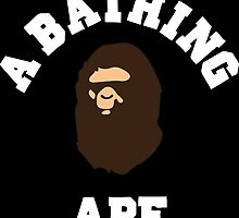 a bathing ape2 by goldney09