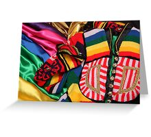 Dreamcoat Greeting Card