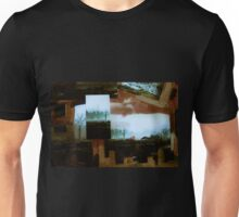 Mixed Media Collage 8 Unisex T-Shirt