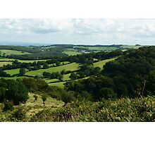 Somerset At Its Best Photographic Print