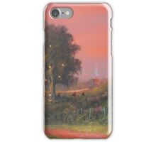 A Party Under The Tree. iPhone Case/Skin