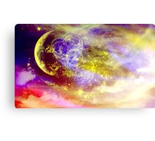 Ribbon In the Sky-  Art + Products Design  Canvas Print