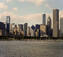 Downtown Chi-Town by LVCPhotography