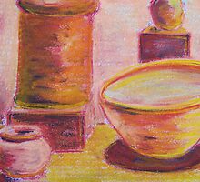 Arranged (pastel) by Niki Hilsabeck