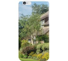 A cottage in a West Sussex Village iPhone Case/Skin