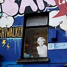 Marilyn at Temple Bar by Esther  Moliné