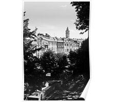 Cesena, Italy - Cityscape  Poster
