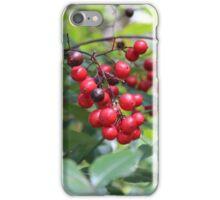 Berry blast iPhone Case/Skin