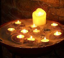 Candle Bowl by piccolo8va