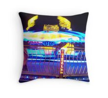 Fairground Throw Pillow