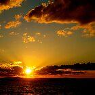 Lake Champlain Sunset 2 by A. Kakuk