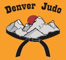 Denver judo long sleeve geek funny nerd by antoharjo