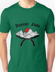 Denver judo long sleeve geek funny nerd T-Shirt