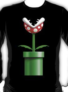 Super Mario Bros Piranha T-Shirt