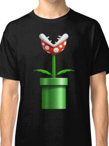 Super Mario Bros Piranha Classic T-Shirt