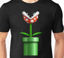 Super Mario Bros Piranha Unisex T-Shirt
