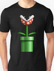 Super Mario Bros Piranha T-Shirt
