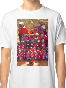 Masai, KENYA Classic T-Shirt